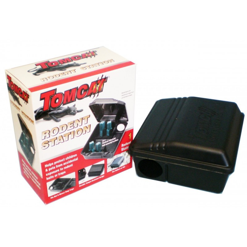 Tomcat2 Rat & Mouse Bait Station