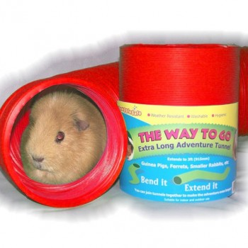 Snuggle safe Way to Go tunnel for small animals