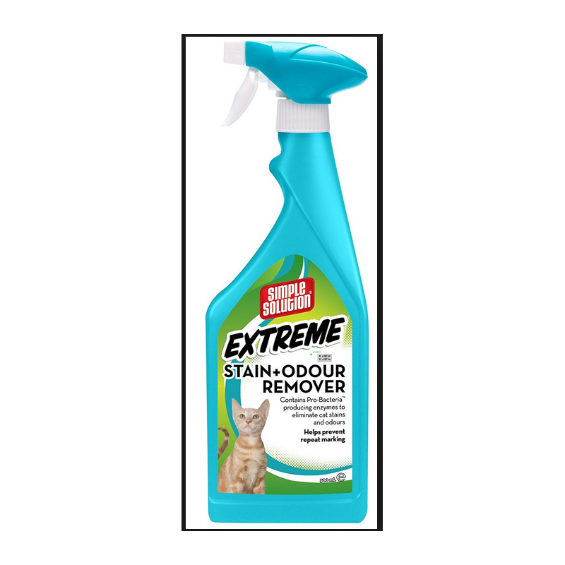 Simple Solution EXTREME Stain & Odour Remover trigger 500ml