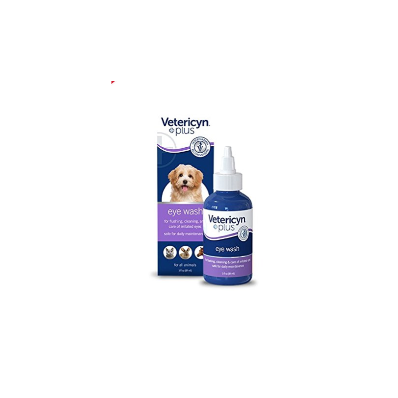 Vetericyn Plus Eye Wash 89ml dropper