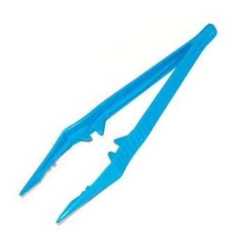 Plastic tweezers x 10