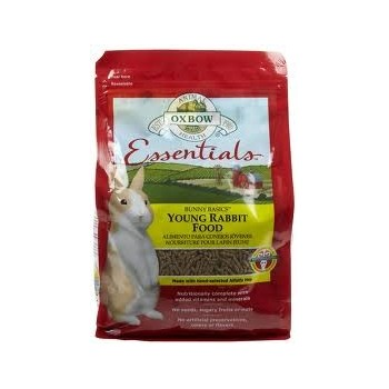 Oxbow Essentials: Young Rabbit food (Bunny Basic 15/23)