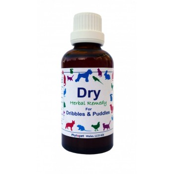 Phytopet Dry, incontinence dog, cat 30/100ml