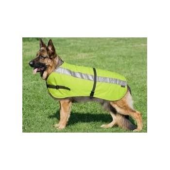 Flecta Hi-vis Dog Jacket Yellow
