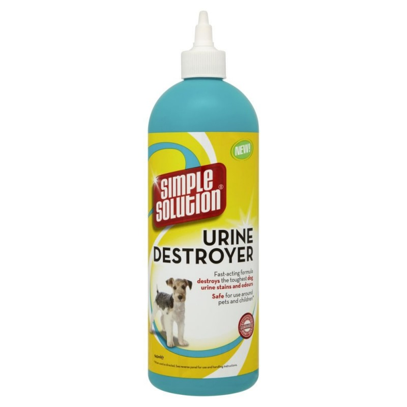 Simple Solution Pet Urine Destroyer  945ml