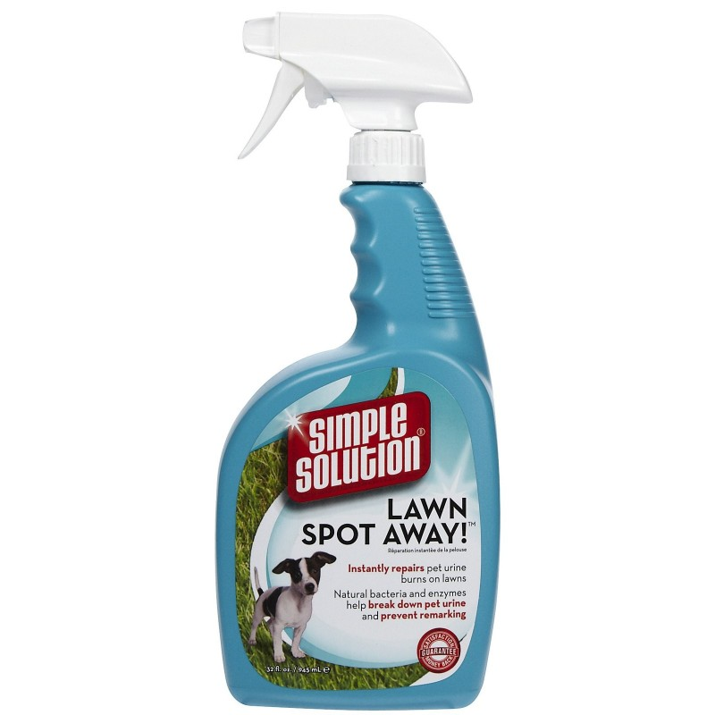 Simple Solution Lawn Spot-Away  945ml trigger