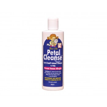 Petal Cleanse Allergy Relief - cats & small pets