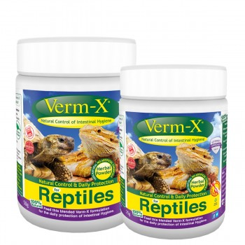Verm-X for Reptiles for Intestinal Health