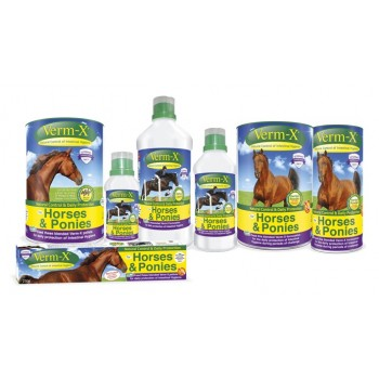 Verm-X Liquid for Horses