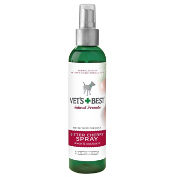 Vets Best Anti Chew Spray bitter cherry