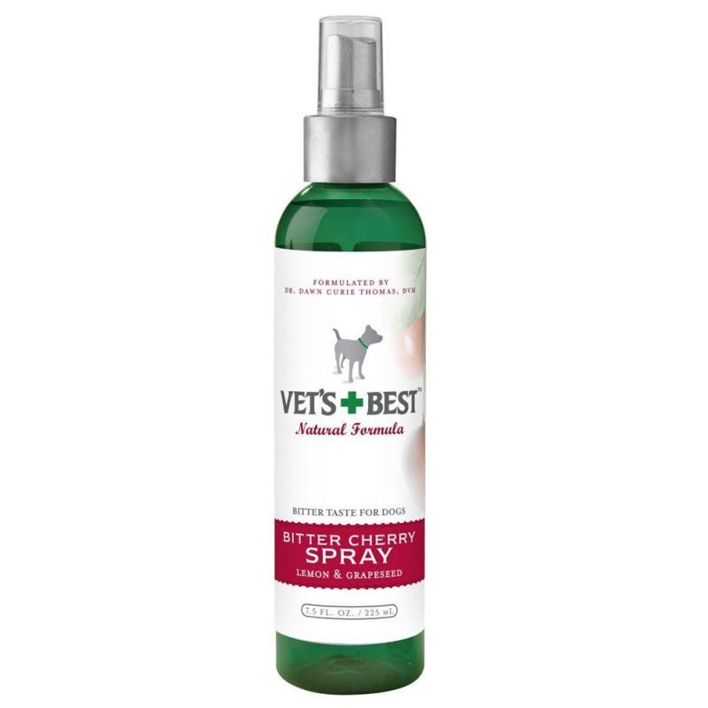 Vets Best Bitter Cherry Anti Chew Spray 225ml