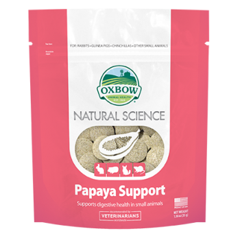 Oxbow Papaya Support - 60 tablets