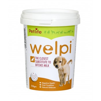 welpi puppy milk replacer, 250gm