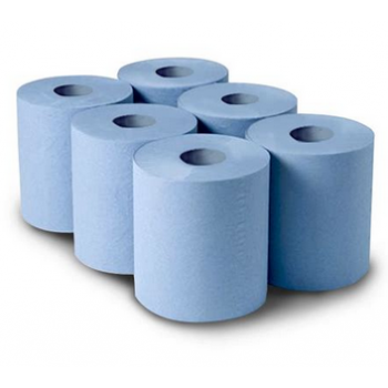 pack of 6 rolls of centrefeed paper