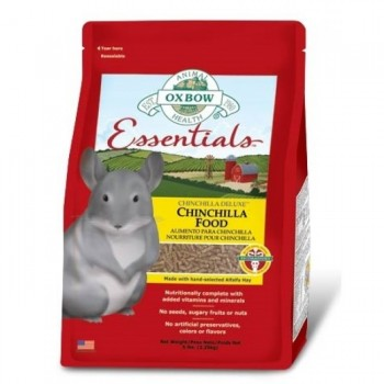 Oxbow Essentials, Chinchilla Pellets