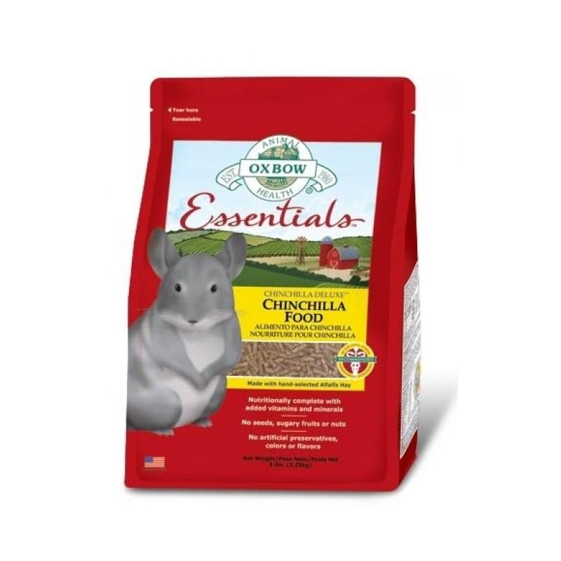 Oxbow Essentials, Chinchilla Pellets