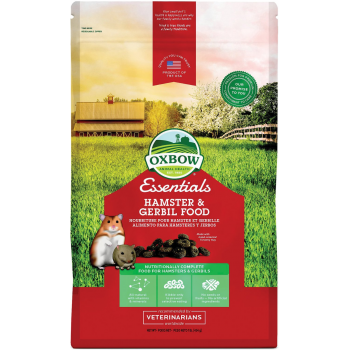 Healthy Handful, hamster and gerbil food, Oxbow Essentials