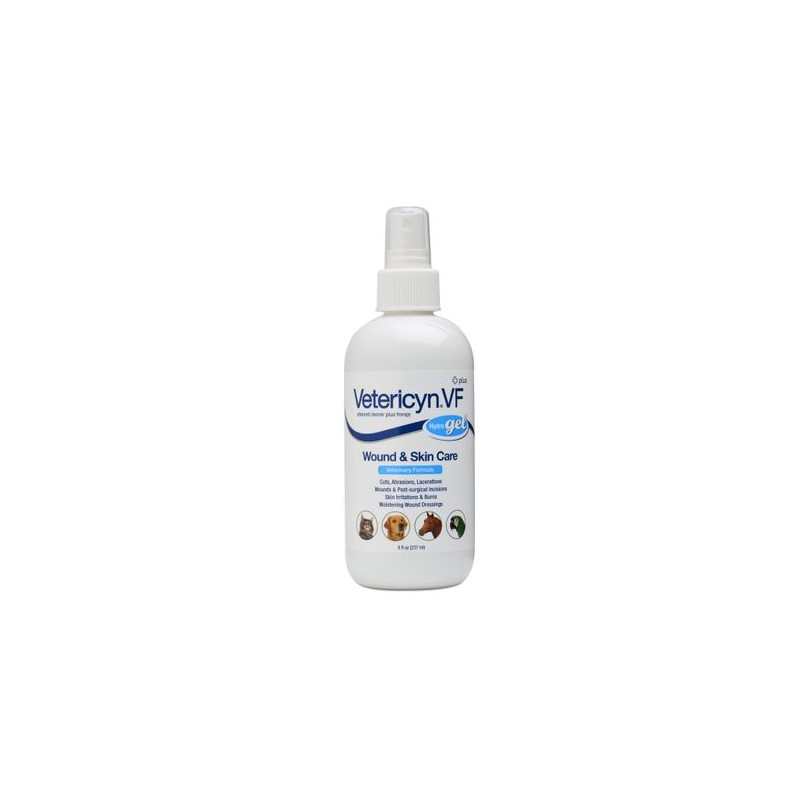 Vetericyn VF Spray Gel  120ml
