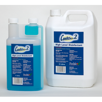 Conficlean2 High Level Disinfectant
