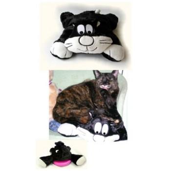 Snugglesafe Bruno cat microwave heatpad cover