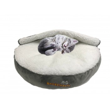 Snugglesafe kitten/puppy bed with microwave heatpad