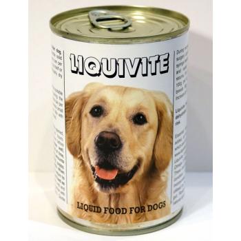 Liquivite Liquid food for Dogs