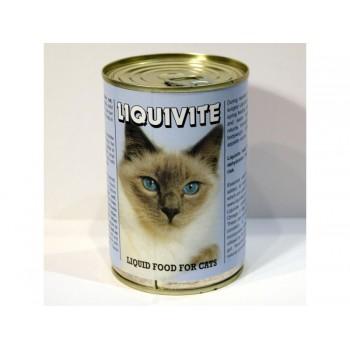 Liquivite Liquid for for ill carnivores