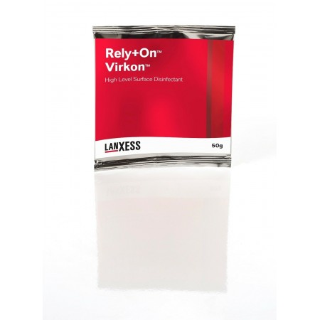 Rely+On Virkon sachets 50gm