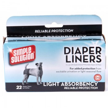 Simple Solution Diaper Liners