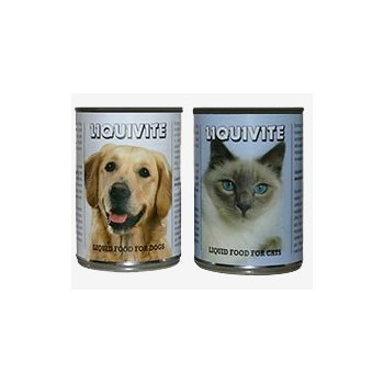 Liquivite for cats and dogs