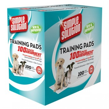 Economy Simple Solution Puppy Training Pads