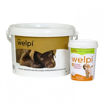 Welpi milk substitute powder for dogs