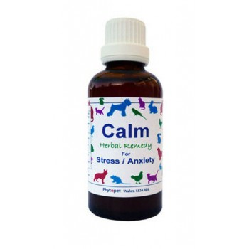 Phytopet Calm for stress, anxiety and hyperactivity in animals