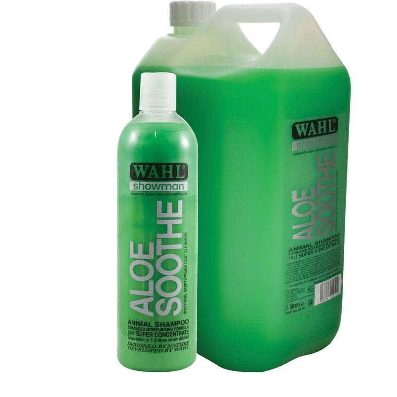 Wahl Aloe Vera animal shampoo 5lt