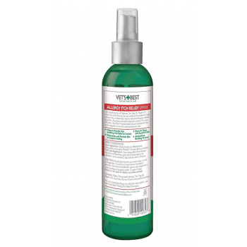 Vet's Best Allergy Itch Relief Spray