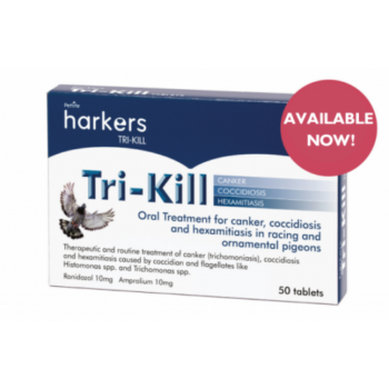 Harkers Trikill tablets, pack of 50