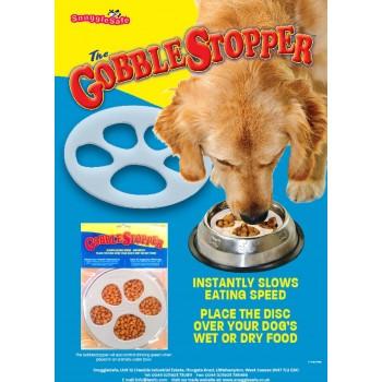 Snugglesafe Gobblestopper bowl