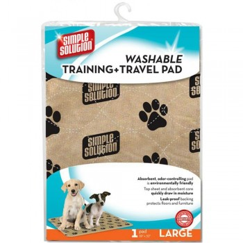 Simple Solution Washable Training and Travel Pad