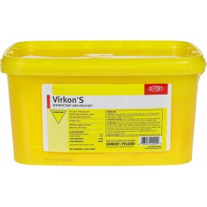 Virkon S Disinfectant for Large Animal  | SPH Supplies